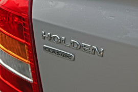 2005 Holden Astra TS MY05 Classic Sedan