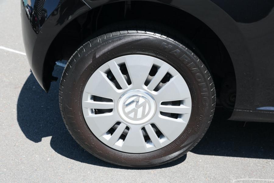 2013 Volkswagen Up! Type AA MY13 Hatch Image 5