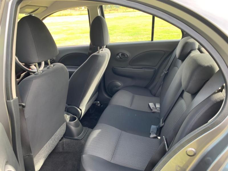 2013 MY12 Nissan Micra K13 ST-L Hatchback
