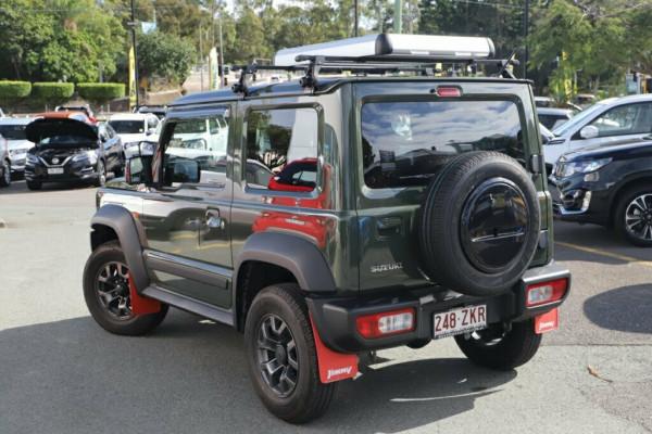 2019 Suzuki Jimny JB74 GLX Hardtop