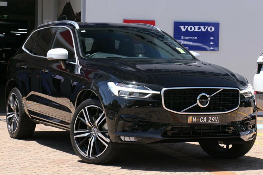 2018 MY19 Volvo XC60 UZ D5 R-Design Suv Mobile Image 1