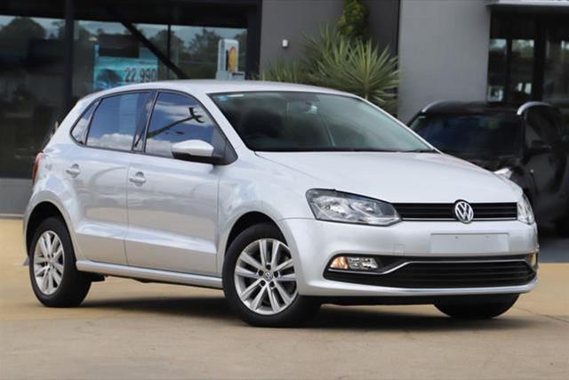 2015 Volkswagen Polo 81TSI Comfortline