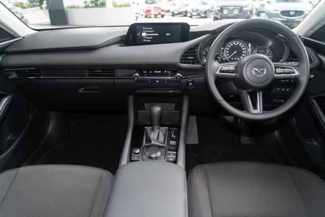 2021 Mazda 3 BP G25 Evolve Sedan Sedan Mobile Image 7