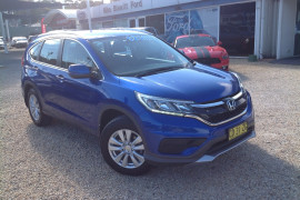 Honda CR-V VTi Vehicle Description. RM  II MY16 VTI WAG A 5SP 2.0I