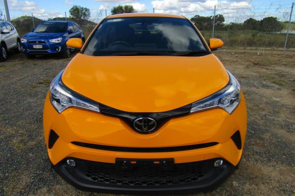 2018 Toyota C-hr NGX10R NGX10R Suv Image 2