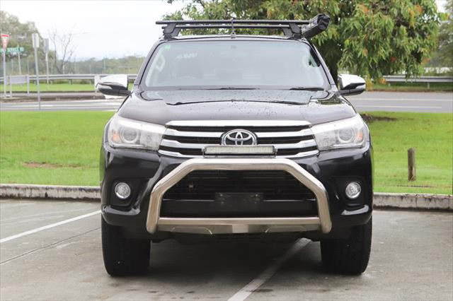 2015 Toyota HiLux GUN126R SR5 Utility Image 8