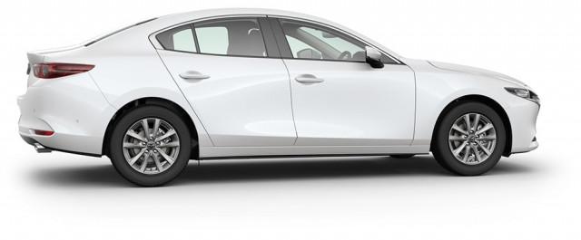 2020 Mazda 3 BP G20 Pure Sedan Sedan Mobile Image 10
