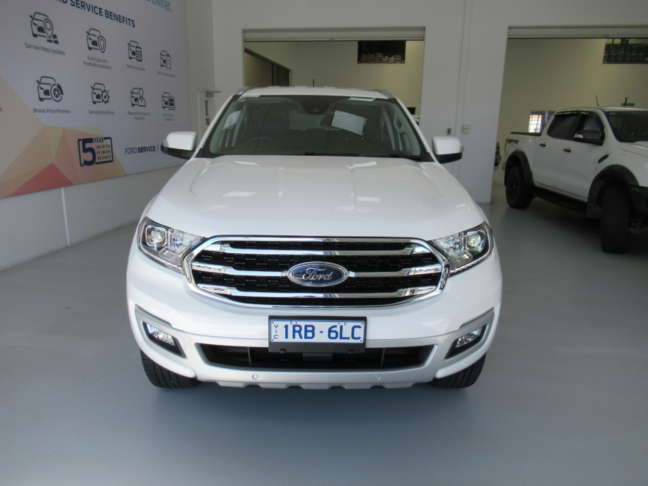 2020 MY20.25 Ford Everest UA II Trend 4WD Suv Image 3