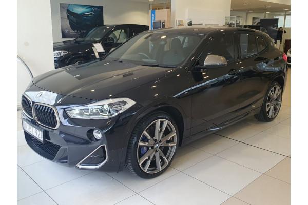 2019 BMW X2 Series F39 M35I Wagon Image 2