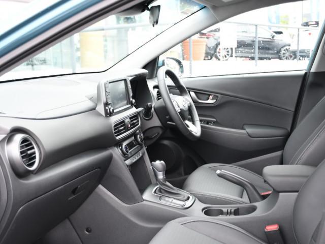 2019 MY20 Hyundai Kona OS.3 Elite Suv Image 6