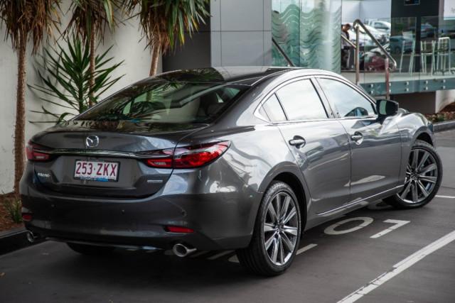 2019 Mazda 6 GL Series Atenza Sedan Sedan Image 3