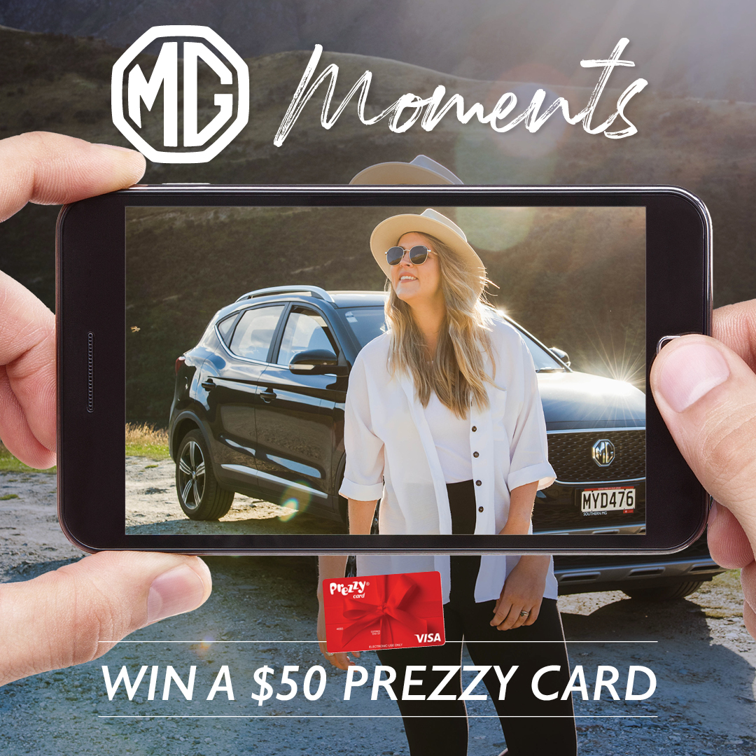 MG Moments Competition