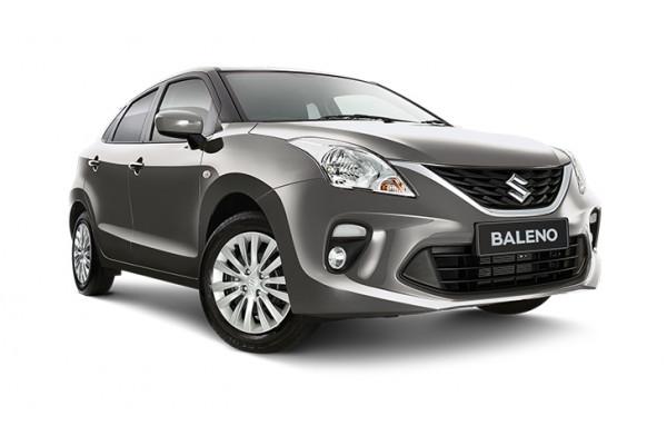 2021 MY20 Suzuki Baleno EW Series II GL Hatchback
