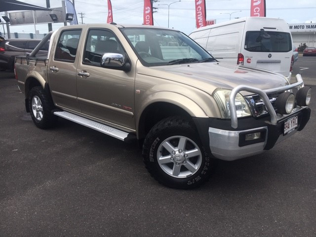 Holden Rodeo LT TF