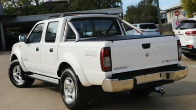 2014 Nissan Navara D22 S5 ST-R Utility Image 4