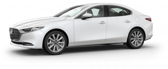 2021 MY20 Mazda 3 BP G25 GT Sedan Sedan image 23