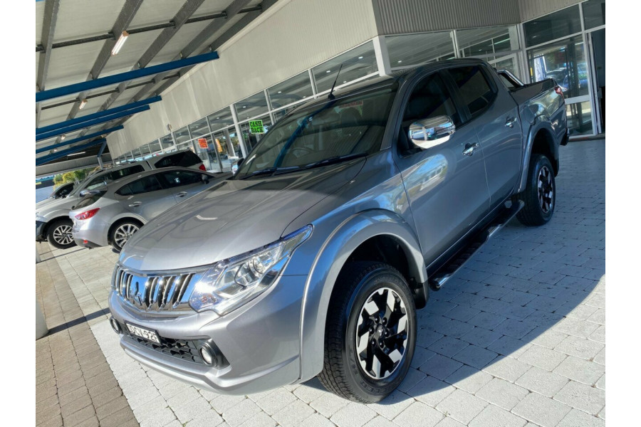 2015 MY16 Mitsubishi Triton MQ  Exceed Ute