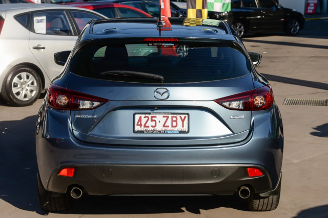 2014 Mazda 3 BM5436 SP25 Hatchback Image 4