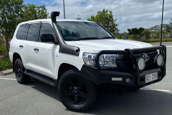 Toyota Landcruiser Wagon VD