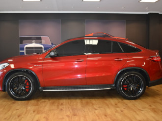 2015 Mercedes-Benz Gle-class C292 GLE63 AMG S Wagon