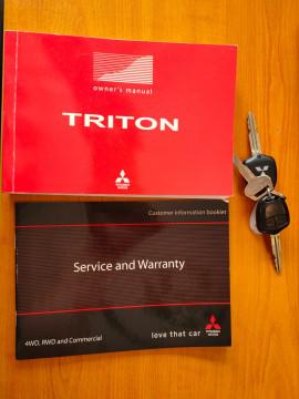 2012 Mitsubishi Triton MN  GL-R Utility image 36