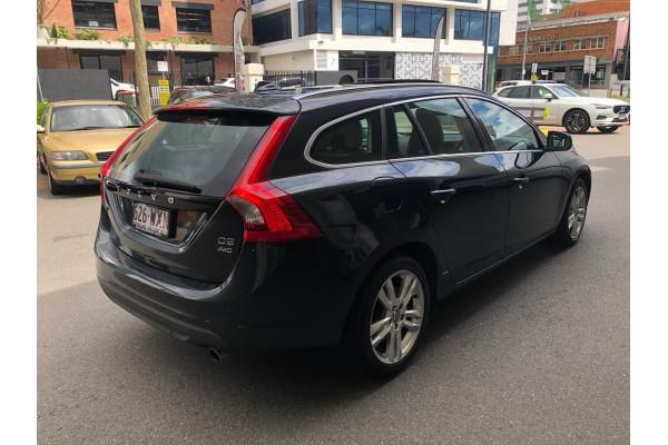 2011 Volvo V60 (No Series) D5 Wagon Image 3