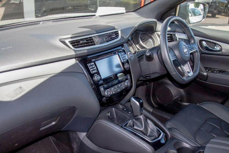 2018 Nissan QASHQAI J11 Series 2 Ti Suv Image 8
