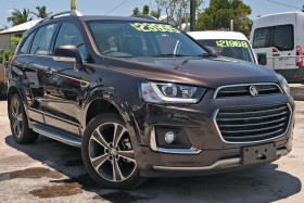Holden Captiva LTZ AWD CG MY17