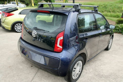 2013 MY14 Volkswagen UP! Type AA MY14 Hatchback