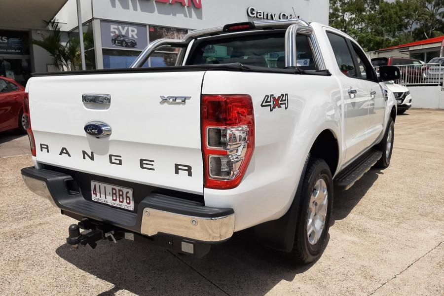 2018 Ford Ranger Utility