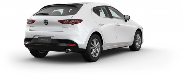2020 MY21 Mazda 3 BP G20 Pure Other Mobile Image 13