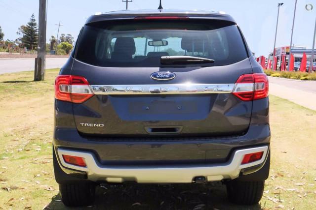 2017 Ford Everest UA Trend RWD Wagon