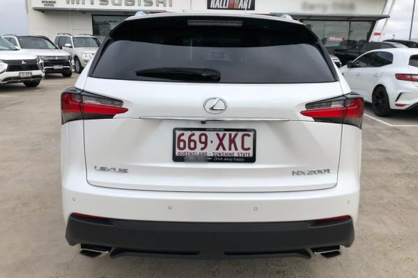 2017 Lexus Nx AGZ10R 200t Luxury Suv