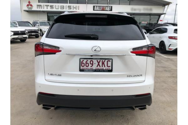 2017 Lexus Nx AGZ10R 200t Luxury Suv Image 4