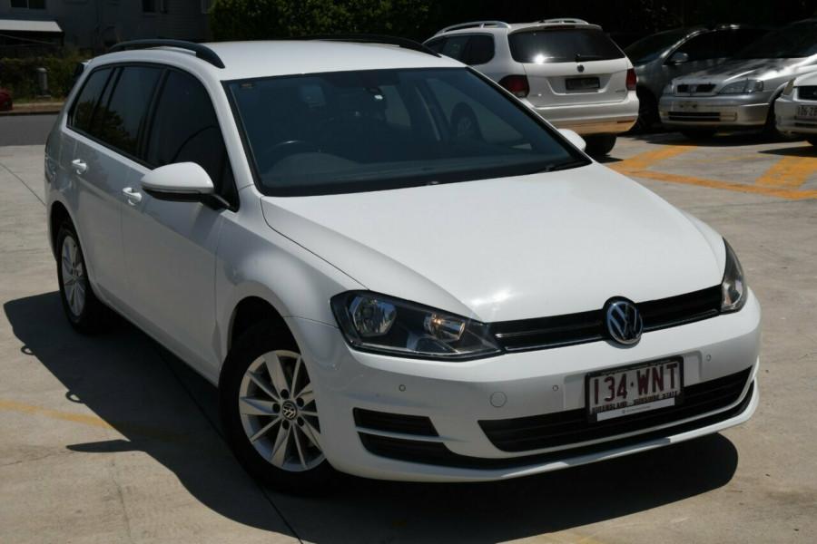 2015 MY16 Volkswagen Golf VII MY16 92TSI DSG Trendline Wagon Image 1
