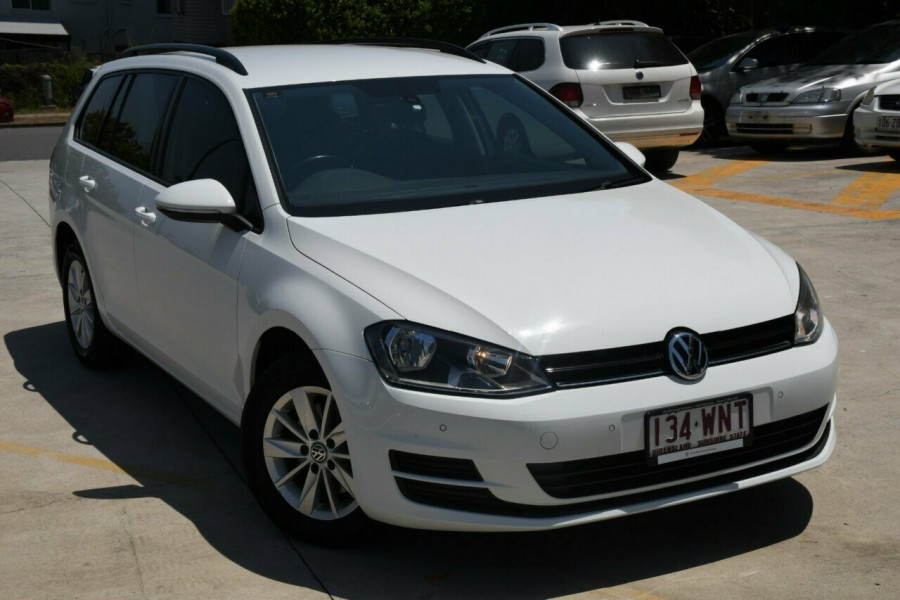 2015 MY16 Volkswagen Golf VII MY16 92TSI DSG Trendline Wagon