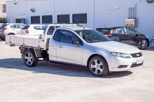 2010 Ford Falcon FG Utility Image 5