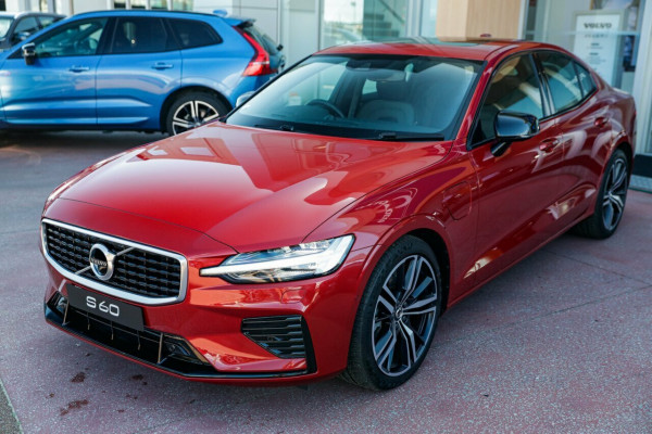 2019 MY20 Volvo S60 Z Series MY20 T8 Geartronic AWD R-Design Sedan
