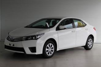 2016 Toyota Corolla ZRE172R ASCENT Sedan Image 4