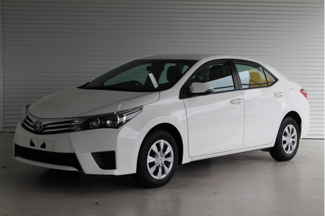 2016 Toyota Corolla ZRE172R ASCENT Sedan Image 4