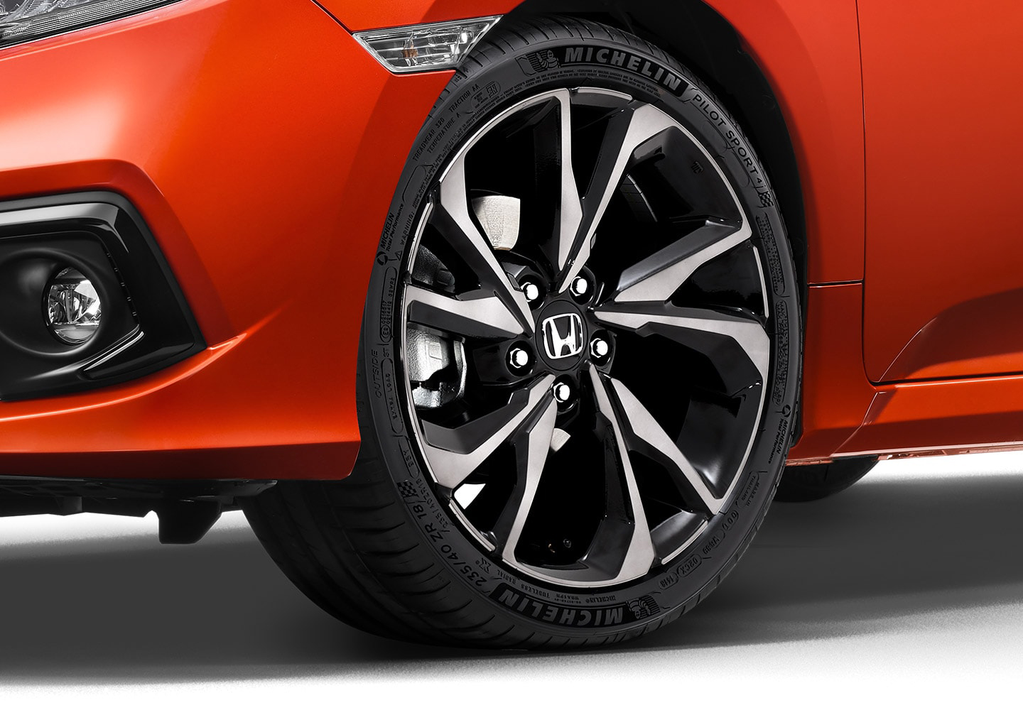 Civic Sedan Alloy Wheels