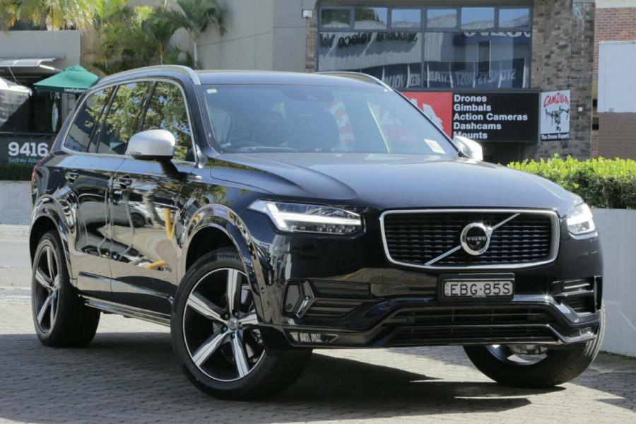 2018 Volvo XC90 L Series T6 R-Design Suv Mobile Image 1