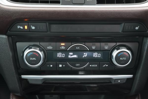 2016 Mazda 6 GJ1032 GT Sedan