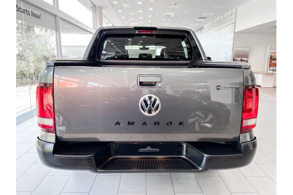 2021 Volkswagen Amarok 2H V6 W580S Ute Image 4