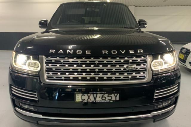 2014 MY14.5 Land Rover Range Rover L405  SDV8 Autobiogra Suv Image 3