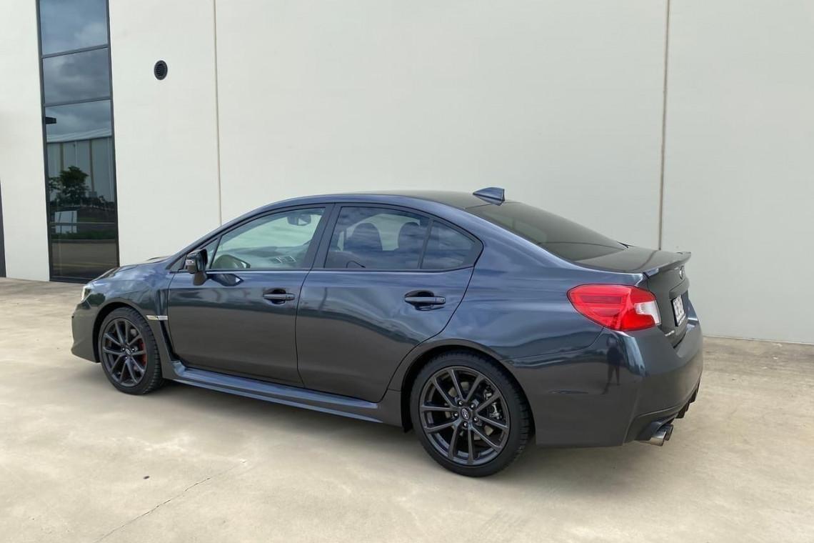 2019 Subaru WRX V1 Premium Sedan