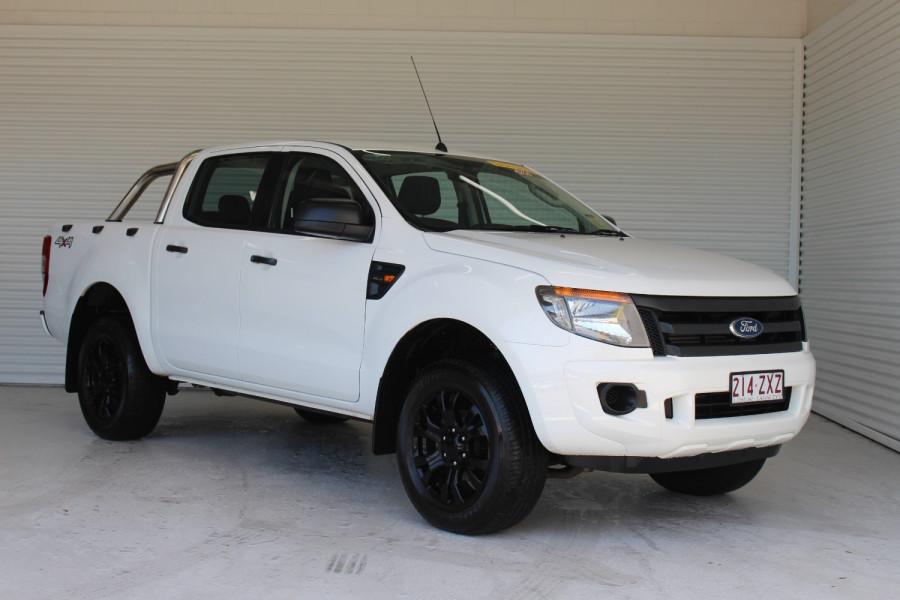 2015 Ford Ranger PX XL Utility Image 1