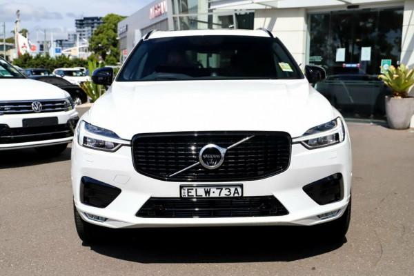 2021 Volvo XC60 UZ T6 R-Design Suv