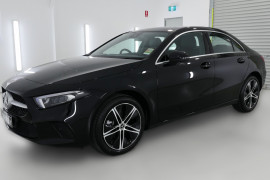 2019 Mercedes-Benz A Class A250 Sedan Image 3
