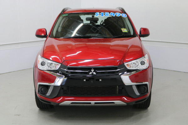 2018 MY19 Mitsubishi ASX XC ES Suv Image 2